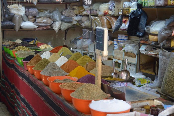 aqaba jordan spice souk
