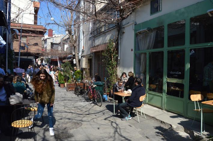 dandin bakery karaköy istanbul